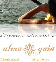Actividades multiaventura con Alma Gaia